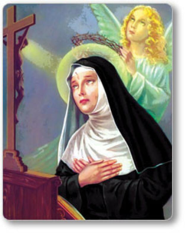 Bien connu Priez sainte Rita*** CY58